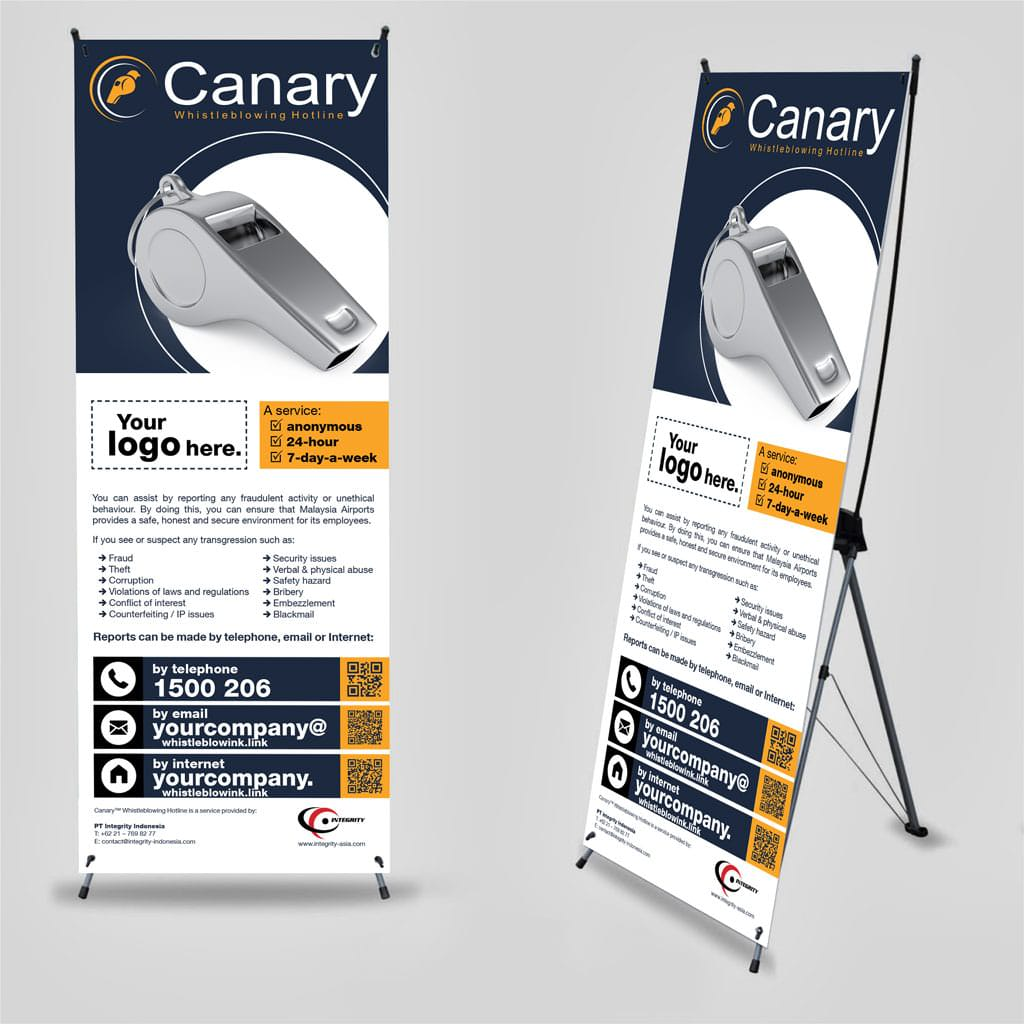 Media Kit: Banner Canary Whistleblowing System