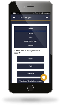 Preview Mobile App - 12 Questionnaire